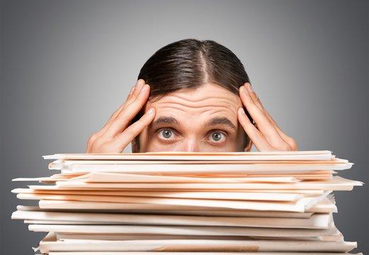 Emotional Stress, Spreadsheet, Paper.
