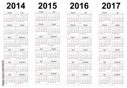 images of 2015 calendars