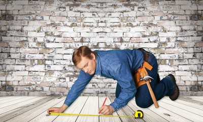 Home Improvement, Construction Worker, Carpenter.