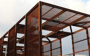 iron frame