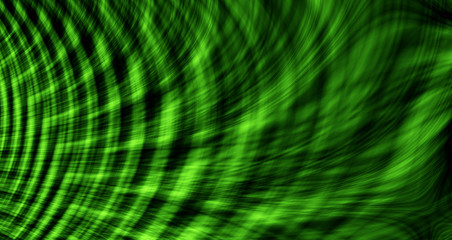 Wide screen abstract green web background