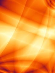 Orange energy fall abstract web background