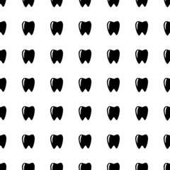 Vector seamless pattern. Tiling.