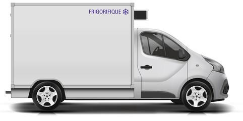 Camionnette New frigorifique 10