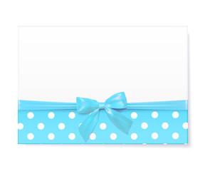 Template for baby boy shower celebration. Greeting card with pi