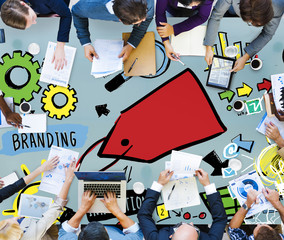 Branding Marketing Advertising Identity Business Trademark Conce