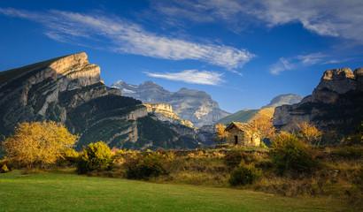 Cañon de Añisclo y Monte Perdido (Pirineos / Pyrénées)