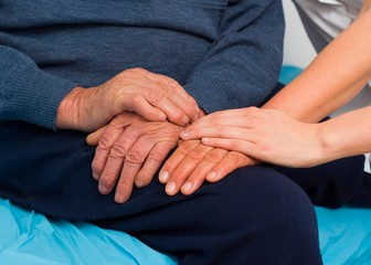 Caring For The Disabled Elderly