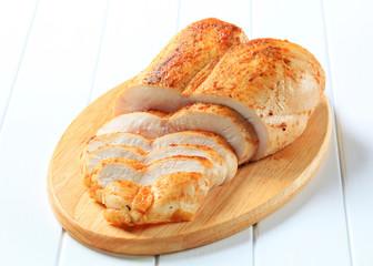 Spicy chicken breast