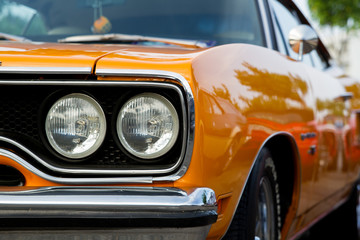 Amerikanisches Auto