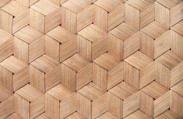Obraz bamboo texture  background - fototapety do salonu
