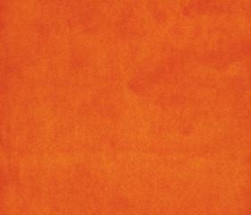 Background with orange texture, velvet fabric