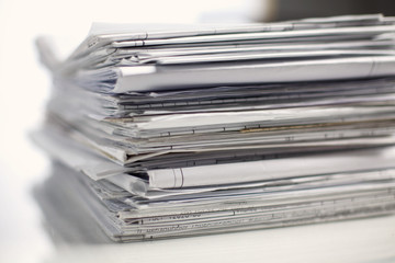 Stack, Paper, Document