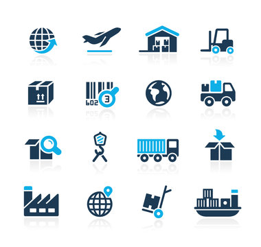 Industry and Logistics -- Azure Series