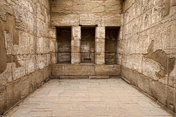 Ancient ruins of Karnak