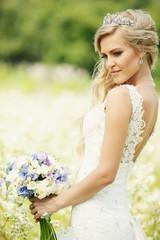 Luxury bridal bouquet