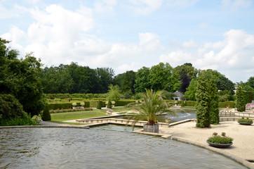 Schlossgarten Arcen