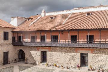 Casa Nacional de Moneda in Potosi, Bolivia