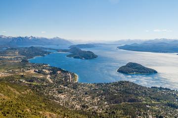 Nahuel Huapi lake near Bariloche, Argentina