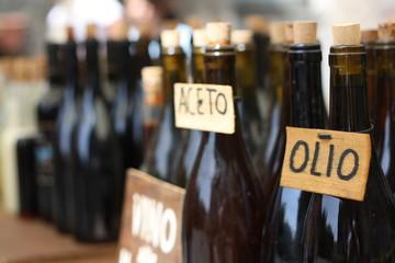 olio ,aceto e vino patronale