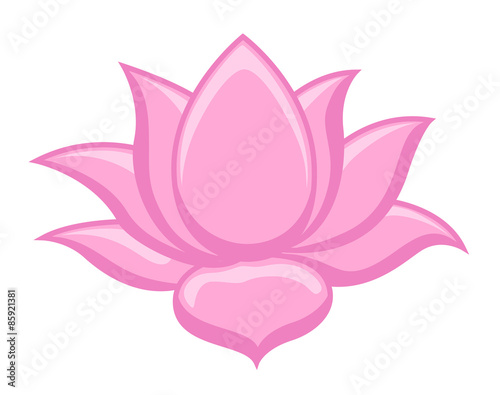 Lotus Flower Clipart Stock Image And Royalty Free Vector Files On