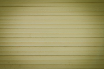 Wall Mural - Yellow metal sheet background