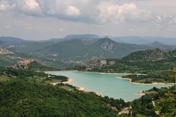 Lago di Castel San Vincenzo