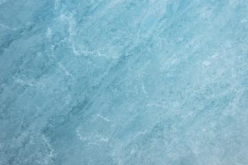 Staande foto Gletsjers Glacier blue ice background