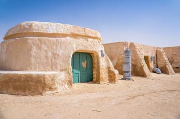 Poster Tunisie village