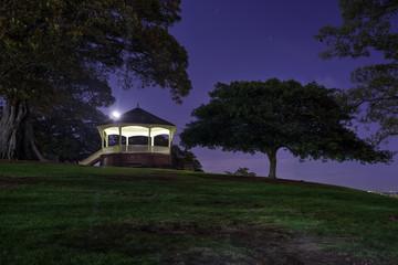 Moonshine at Observatory Hill Sydney