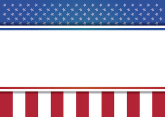 america flag background