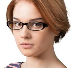 Glasses, Eyewear, Women.