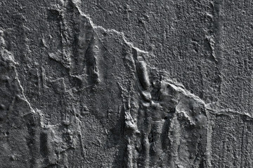 black and white grunge background wall concrete texture