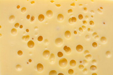 texture of cheese emmental