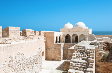 South of Tunisia, Djerba,the Turkish fortress Ghazi Mustapha