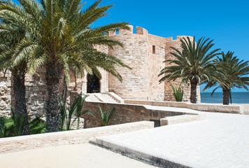 South of Tunisia, Djerba,the Turkish fortress Ghazi Mustapha