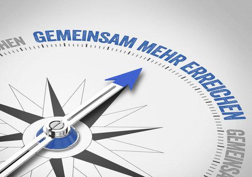 Compass Gemeinsam mehr erreichen