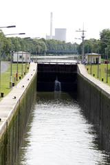 Kanalschleuse Petershagen