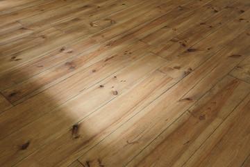 plancher bois naturel