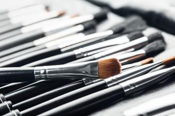 Make-up, Cosmetics, Make-Up Brush.