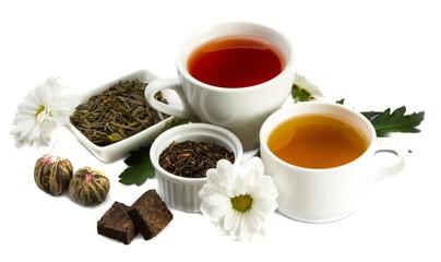 Tea, Green Tea, Green.