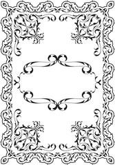 Gothic exellent frame