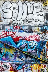 Street Art / Graffiti / Le Frigo / Paris