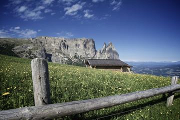 Hiking paradise Dolomites