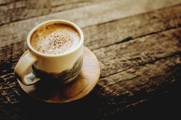 coffee cup - vintage effect style pictures