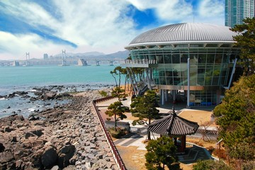 the modern museum name apec busan south korea