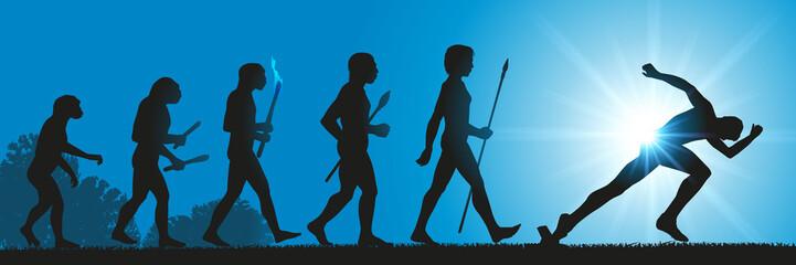 Hommes Evolution Compétition