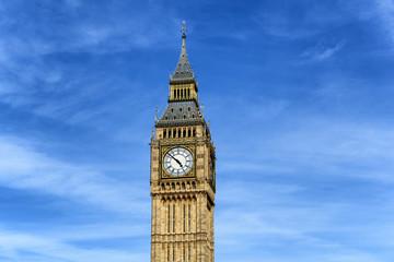 Fotomurales - Big Ben clock tower, London, UK