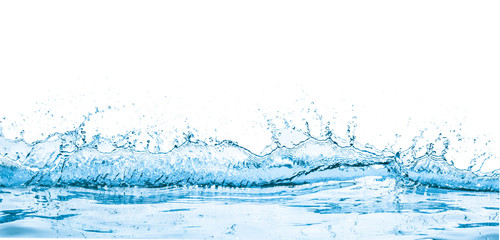 Foto op Plexiglas Water water splash