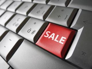 Web Sale Computer Key